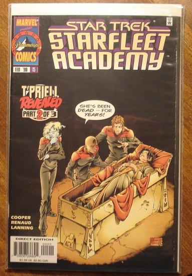 Star Trek: Starfleet Academy #15 comic book - Marvel Comics