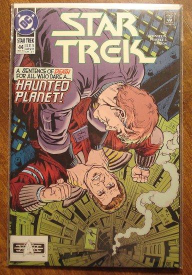 Star Trek #44 comic book  - DC Comics