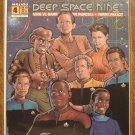 Malibu Comics Star Trek: Deep Space Nine (DS9) #4 comic book