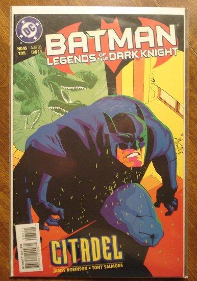 Batman Legends of the Dark Knight #85 comic book - DC Comics