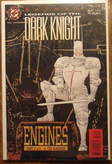 Batman Legends of the Dark Knight #75 comic book - DC Comics
