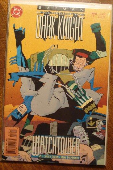 Batman Legends of the Dark Knight #56 comic book - DC Comics