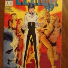 L.E.G.I.O.N. '89 #9 comic book - DC Comics, Legion of Super-Heroes, LSH