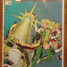 Legionnaires #4 comic book - DC Comics, Legion of Super-Heroes, LSH