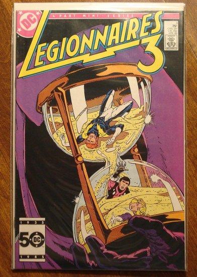 Legionnaires 3 #3 (mini-series) comic book - DC Comics, Legion of Super-Heroes, LSH