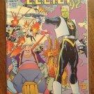L.E.G.I.O.N. '92 #39 comic book - DC Comics, Legion of Super-Heroes, LSH