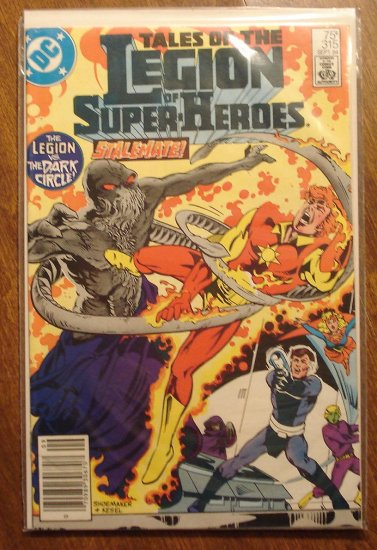 Legion of Super-Heroes #315 comic book - DC Comics, LSH, (Formally Superboy & the...)