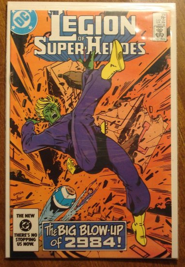 Legion of Super-Heroes #311 comic book - DC Comics, LSH, (Formally Superboy & the...)