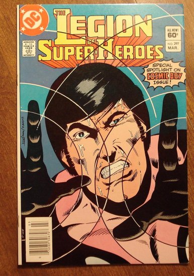 Legion of Super-Heroes #297 comic book - DC Comics, LSH, (Formally Superboy & the...)