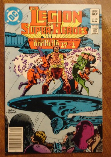 Legion of Super-Heroes #287 comic book - DC Comics, LSH, (Formally Superboy & the...)