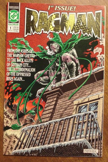 Ragman #1 (1991 mini-series) comic book - DC Comics