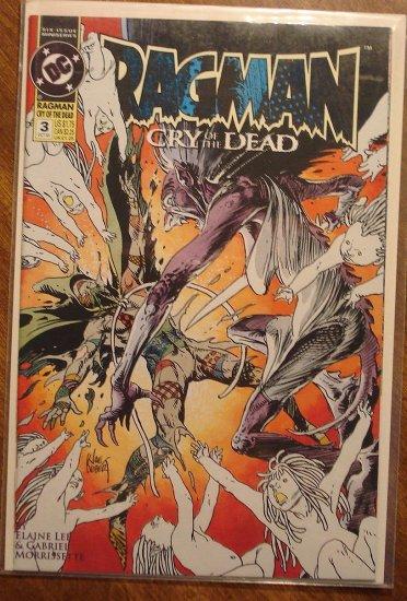 Ragman: Cry of the Dead #3 (1993 mini-series) comic book - DC Comics
