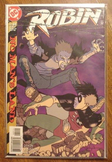 Robin #69 comic book - DC Comics