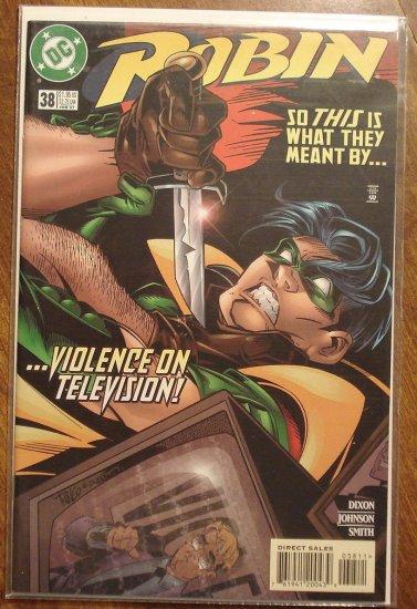 Robin #38 comic book - DC Comics