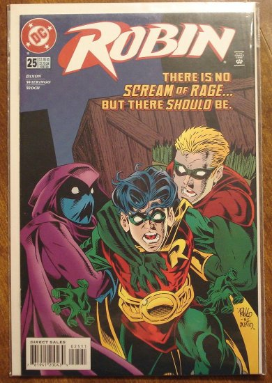 Robin #25 comic book - DC Comics