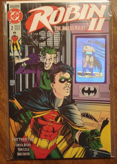Robin II #2 comic book - DC Comics