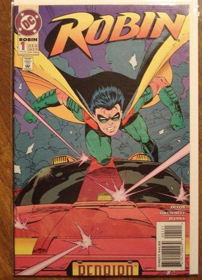 Robin #1 (1993) comic book - DC Comics