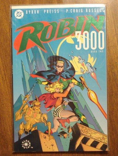 Robin 3000 #2 deluxe format comic book - DC Comics