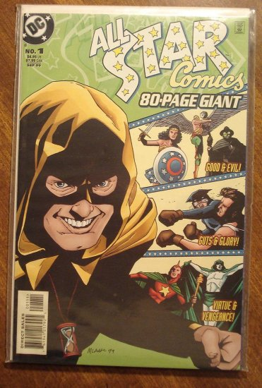 All-Star Comics #1 80 page giant (1999) comic book - DC Comics