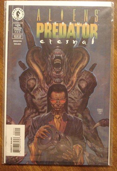 Aliens vs Predator: Eternal #2 comic book - Dark Horse Comics