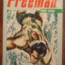 Crying Freeman #8 comic book - Viz Comics, manga