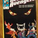 West Coast Avengers #5 comic book - Marvel Comics