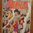 West Coast Avengers Annual #6 comic book - Marvel Comics