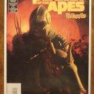 Planet of the Apes: The Human War #3 comic book - Dark Horse Comics