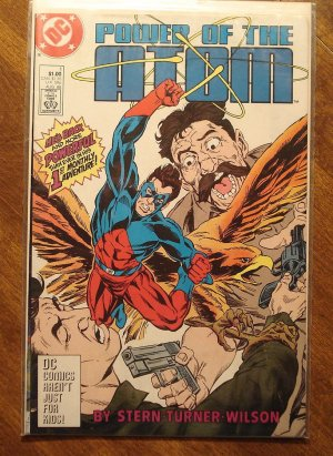 Power of The Atom #1 comic book - DC Comics