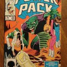 Power Pack #23 comic book - Marvel Comics