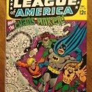 Justice League of America #68 (1968) comic book - DC Comics, VF condition, JLA