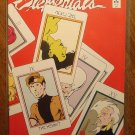 Elementals #4 comic book - Comico Comics