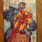 The Invincible Iron Man #13 (1990's series) comic book - Marvel Comics
