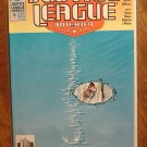 JLA - Justice League America #35 (1980's series) comic book - DC Comics