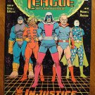 JLA - Justice League America (International) #23 (1980's series) comic book - DC Comics