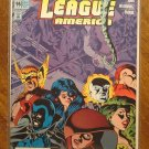 JLA - Justice League America #95 (1980's series) comic book - DC Comics