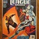 JLA - Justice League America #86 (1980's series) comic book - DC Comics