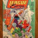 JLE - Justice League Europe #2 comic book - DC Comics