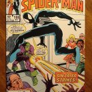 Peter Parker, The Spectacular Spider-man (spiderman) comic book #108 Marvel Comics