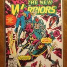 New Warriors Annual #2 comic book - Marvel comics