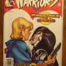 New Warriors #7 (vol. 2) comic book - Marvel comics
