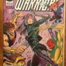 New Warriors #72 comic book - Marvel comics