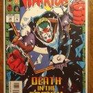 New Warriors #38 comic book - Marvel comics