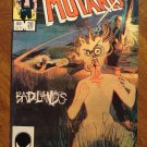 New Mutants #20 comic book - Marvel comics