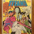 Tales of The Teen Titans Annual #4 comic book - DC Comics