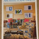Architectural Digest Magazine - November 1996, East Side apartment, Apsley House, 5th Ave. formal