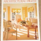 Architectural Digest Magazine - August 1999, Yachts, remodeling a firehouse