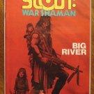 Scout: War Shaman #4 comic book - Eclipse comics - Tim Truman