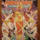Secret Origins #4 (Firestorm The Nuclear Man) comic book - DC comics