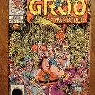 Groo The Wanderer #24 comic book, Marvel Comics, Sergio Aragones